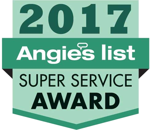 Angie's List 2017 Badge