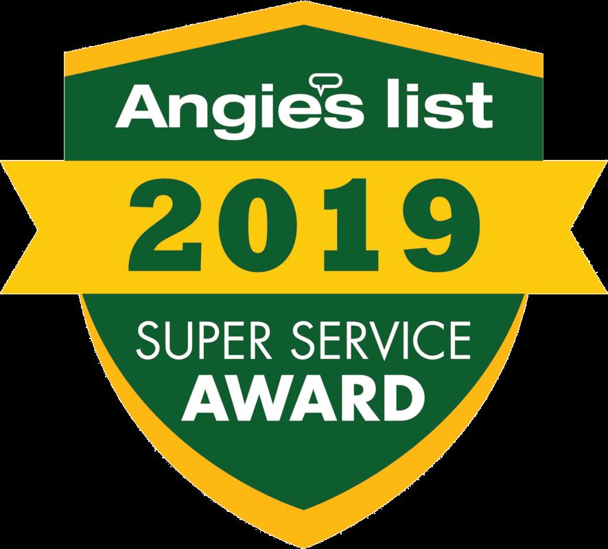 Angie's List 2019 Badge