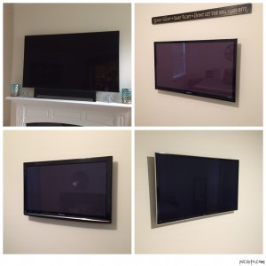 TV Mount Installations