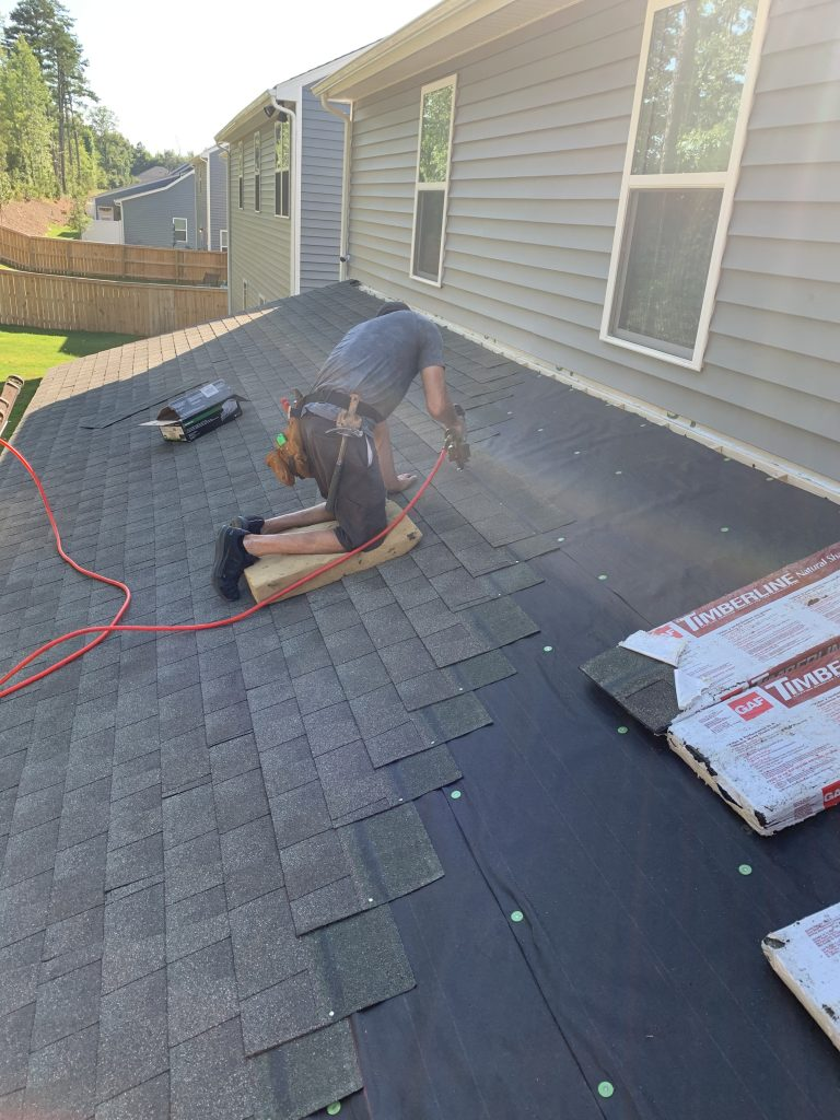 Roofing company, roof repair